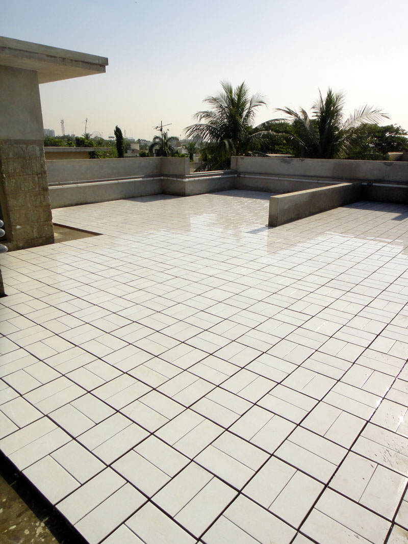 Heat Resistance National Tiles