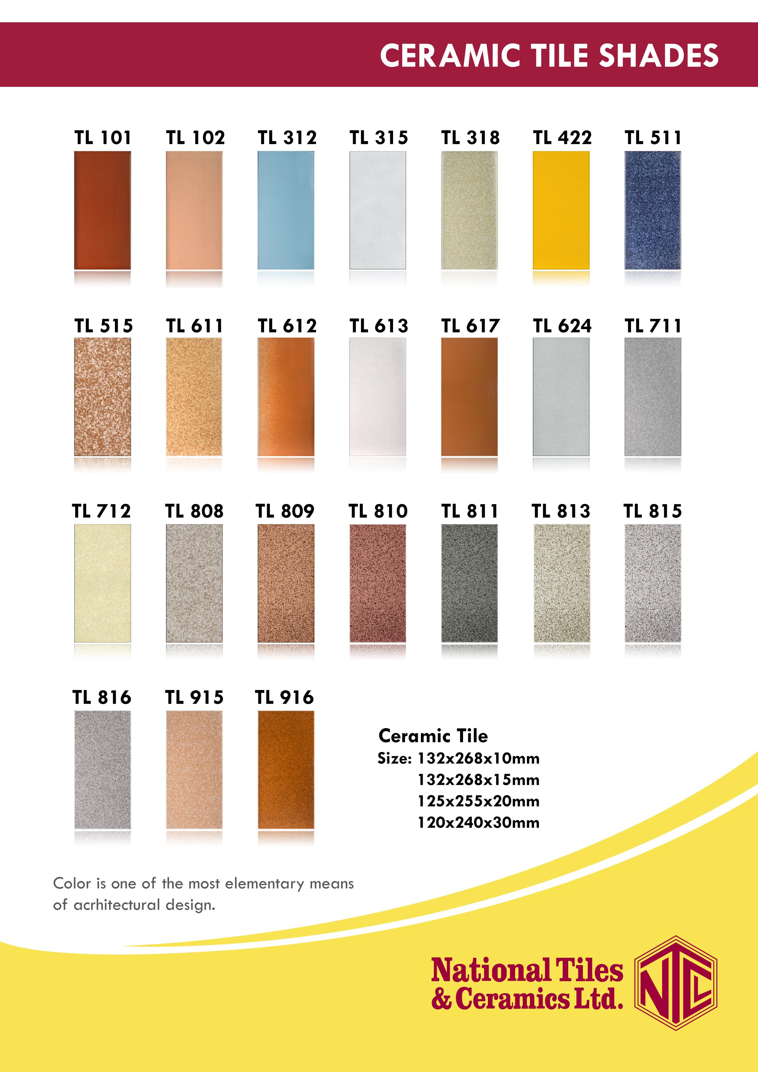 National Tiles Tile Design Ideas